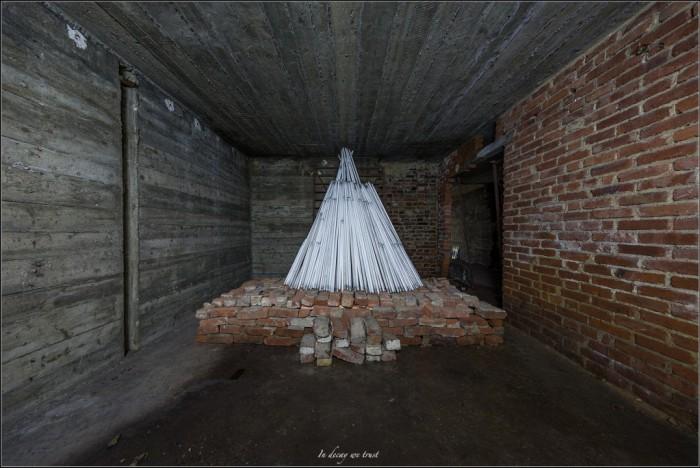Kunst im Bunker