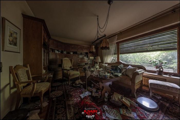 Haus im Tal