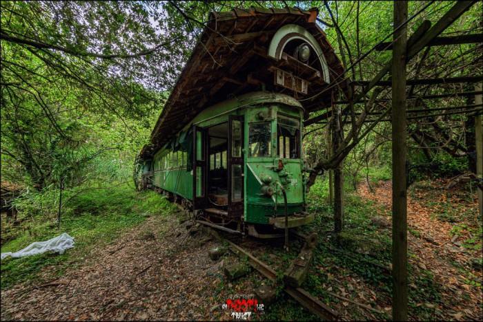 Zug Nummer 111