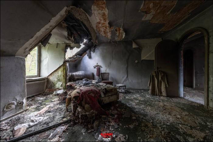 Villa Inferno